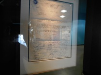Buzz Aldrin Signature